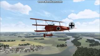 Rise of Flight -Red Baron Flight 1918