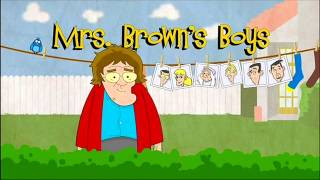 Mrs Browns Boys Ringtones