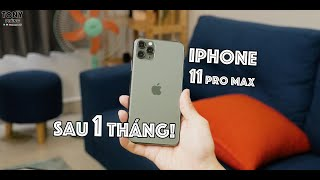 Đánh giá iPhone 11 Pro Max - chiếc điện thoại khiến mình TỰ TIN!
