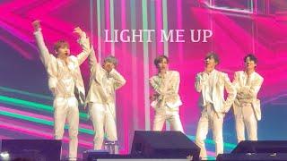 191110 6ixense In Seoul Ab6ix - Light Me Up