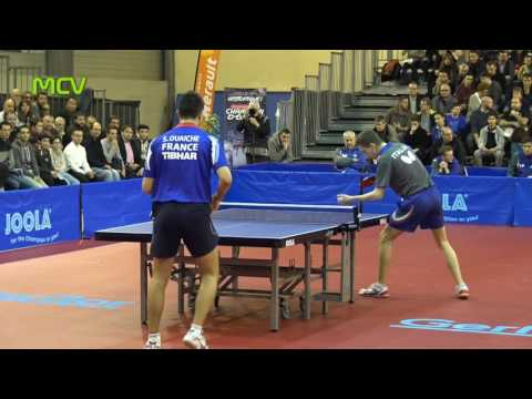 TENNIS DE TABLE QUALIFICATION  CHAMPIONNAT D'EUROPE FRANCE ITALIE 2017 movie