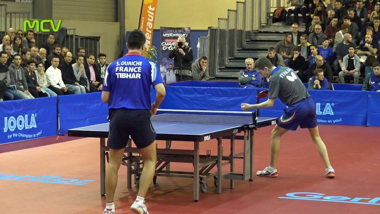 Tennis de table qualification championnat d 39 europe france - Championnat de france tennis de table ...