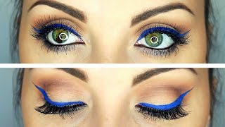 Cobalt Blue Eyeliner Thumbnail