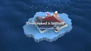 Zestaw Overcooked! Rozgotowani + Overcooked! 2: Rozgotowani (PS4)