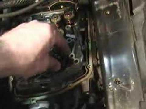 Saturn Transmission Line Pressure Control Solenoid Replaceme - YouTube