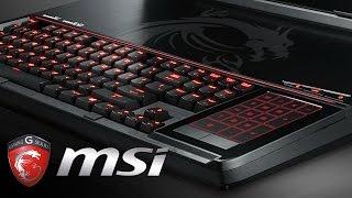 Игровой ноутбук MSI GT80S 6QD TITAN SLI [Обзор в 4К]