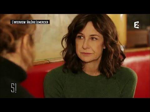 L 'Interview : Valérie Lemercier  - Stupéfiant !