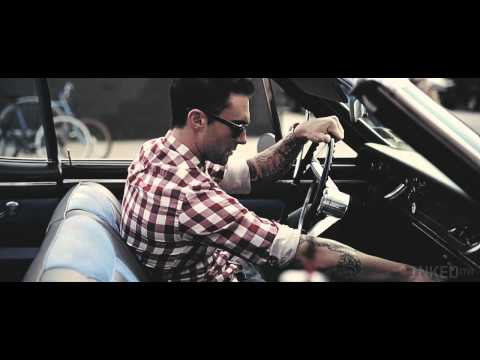 INKED EXCLUSIVE: BEHIND THE SCENES - ADAM LEVINE COVER SHOOT