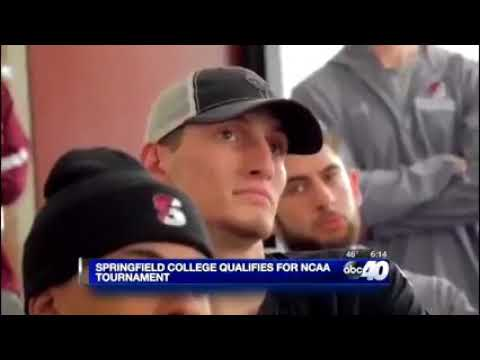 Springfield College Men's and Women's Basketball on Western Mass News