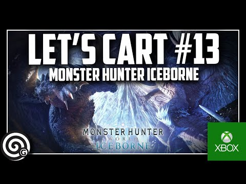So CLOSE! Working our way to MR 99 - LETS CART #12 | MHW Iceborne