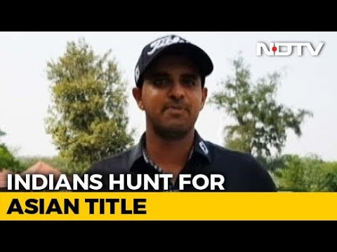 Chance For Indian Golfer's Next Generation To Strike Big