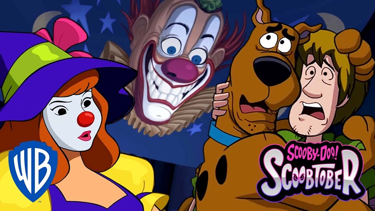 Scoobtober | Circus of SCARES! 🎪 | Scooby-Doo | WB Kids