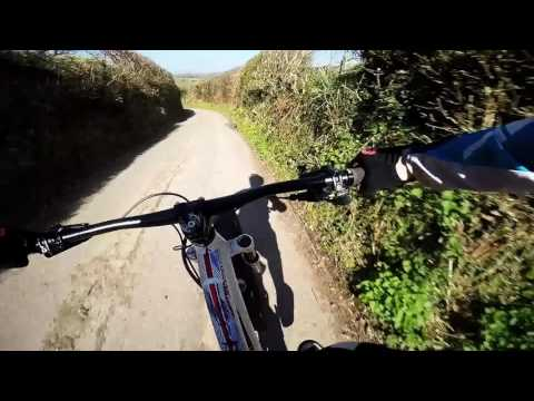 Epic ride.. The Gap - Talybont, extended edit.