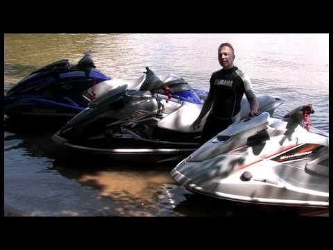 2011 Yamaha VXS and VXR WaveRunner Intro - YouTube