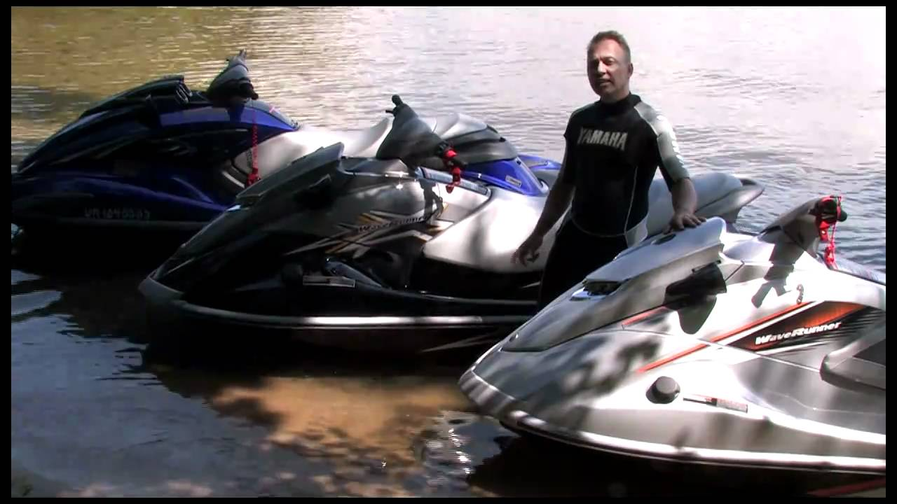 2011 Yamaha VXS and VXR WaveRunner Intro