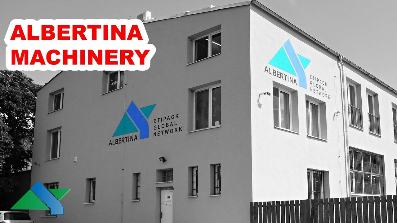 Albertina- Ihr verlässlicher Lieferant von Verpackungstechnologien für  Flüssigkeiten und Pulver
