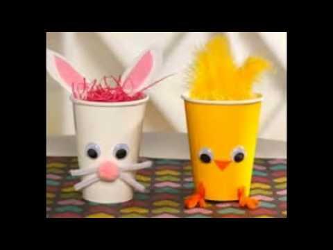 Craft Activities For Children Youtube
