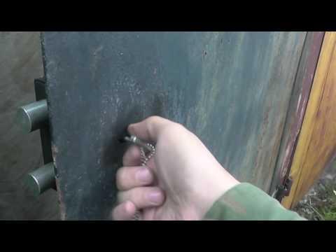 Видео Ремонт замков двери москва
