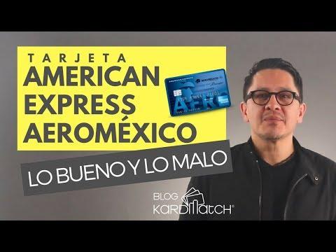 ✈️ Tarjeta American Express Aeroméxico: Lo Bueno Y Lo Malo