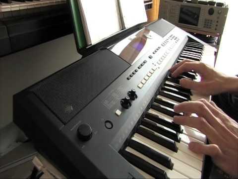 YAMAHA E433 2 LOVELY TUNES PIANO TEST