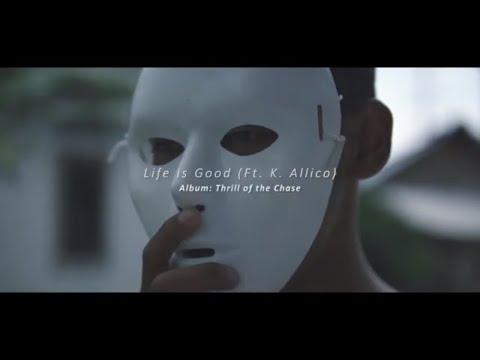 Foolish Senpai - Life is Good (Ft. K. Allico) | Official Music Video