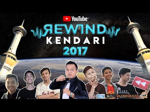 Youtube Rewind Kendari 2017 | Infinity of Spirit