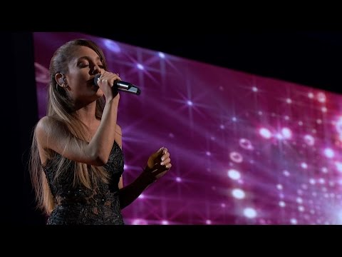 Ariana Grande (ft.The Weeknd) - Love Me Harder American Music Awards 2014