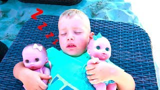 Are you sleeping Brother John Nursery Rhyme Song for Kids Educational Video