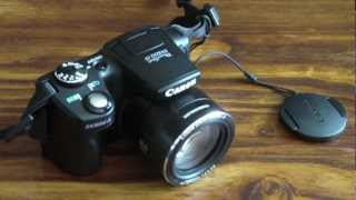 Canon SX500 IS Review