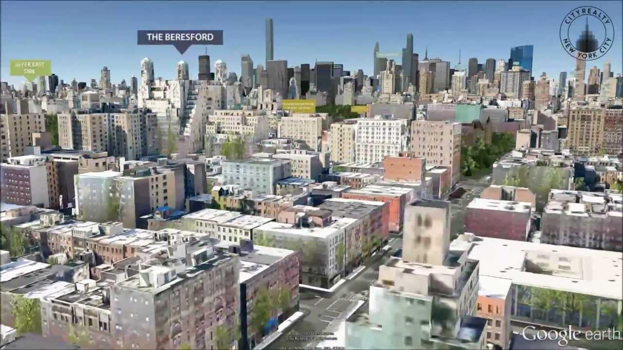 The Beresford. 211 Central Park West. New York. NY - YouTube