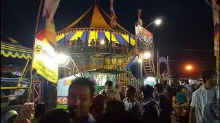 Meriahnya Pasar Malam Sekaten Yogyakarta