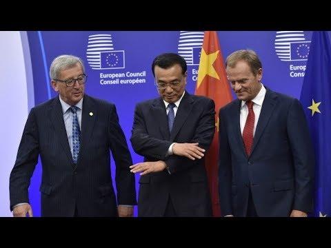 《今日点击》欧中谈判:欧盟态度强硬 李克强做出罕见让步