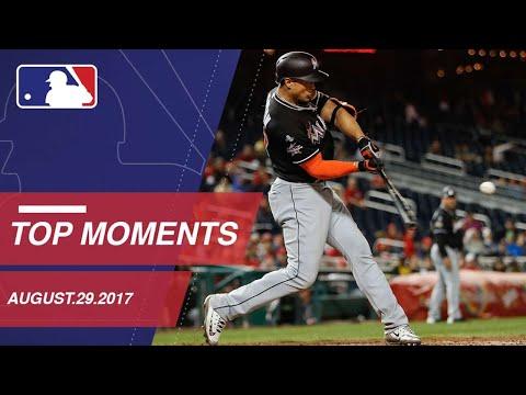 Stanton's 51st HR, nine moments around the Majors: 8/29/17