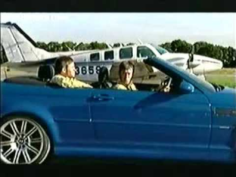Bmw M3 E46 Convertible 5th Gear Reviewed By Timothy Tiff Needell