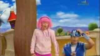 LazyTown-I Can Move
