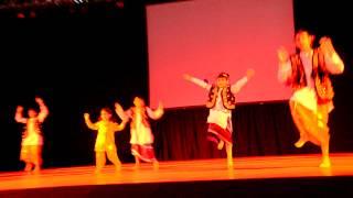 Rochester Bhangra Kids @ Pao Bhangra X