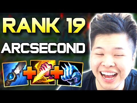 """RANK 19 PLAYER"" PLAYS THIS NON-META JUNGLER? HE'S ACTUALLY SO INNOVATIVE!!"