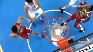 Spor Toto Basketbol Ligi  5. Haftanın En İyi 10 Hareketi