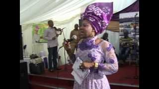 Dbol Praising God at Aya Oba