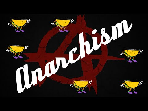 Various schools of Anarchism explained with tacos.