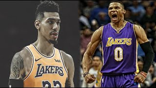 Oklahoma City Thunder Exploring Russell Westbrook Trades! Danny Green Signs with Los Angeles Lakers