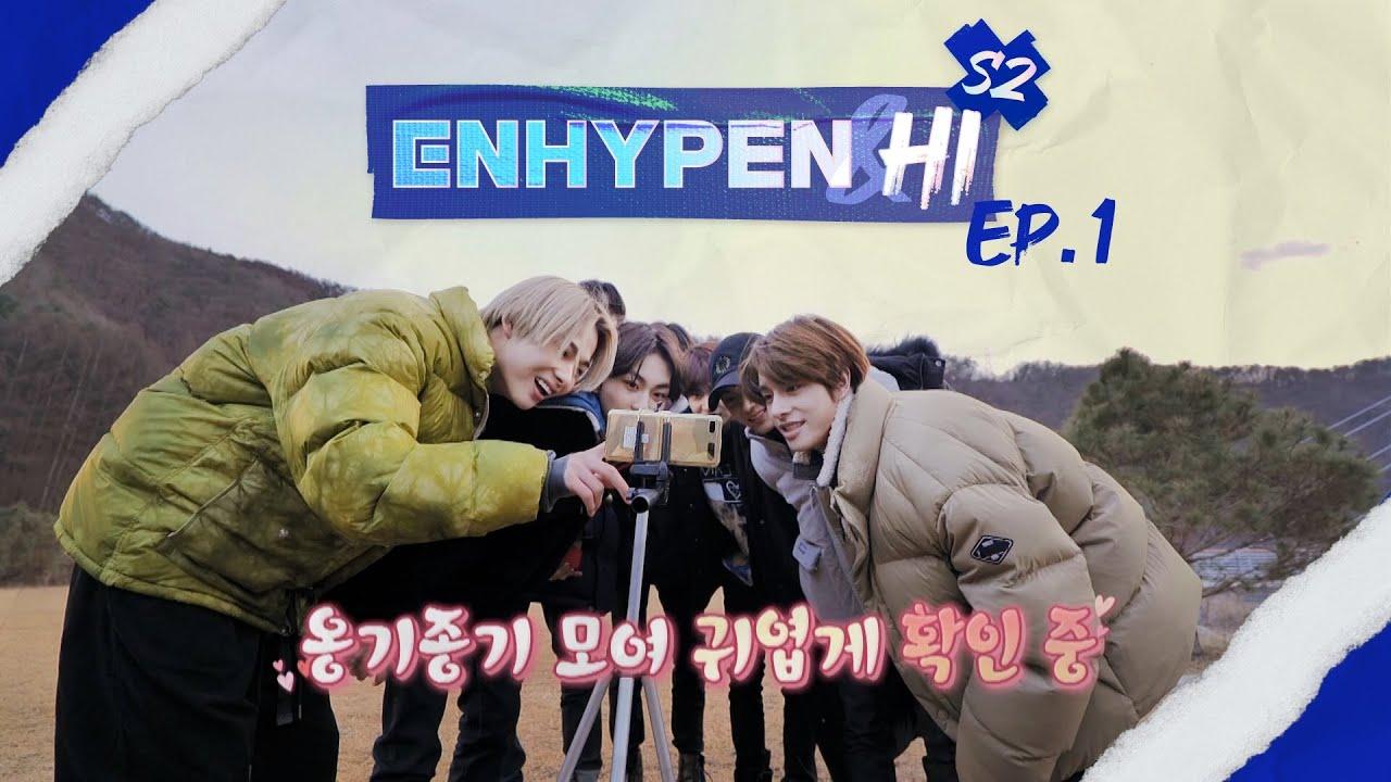 Download ENHYPEN (엔하이픈) 'ENHYPEN&Hi' Season 2 EP.1