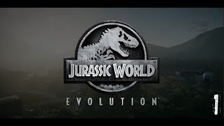 Jurassic World Evolution Part 1: The Chaos Theory