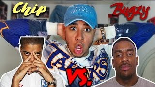 American Listens to UK Grime Beefs #1 Bugzy Malone & Chipmunk Beef | Endless! Diss Tracks | Reaction