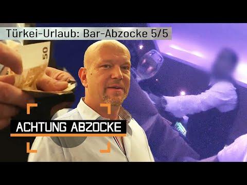 """2x Bier & 2x Sekt – """"Das macht 400 Euro!"""" Peter ist ENTSETZT!   5/5   Achtung Abzocke   Kabel Eins"""