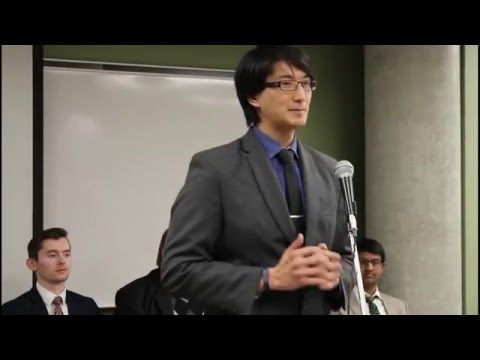 ASA Candidates Forum Winter 2016: VP Communications Candidate Emil Yim