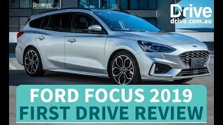Ford Focus 2019 First Drive Review | Drive.com.au
