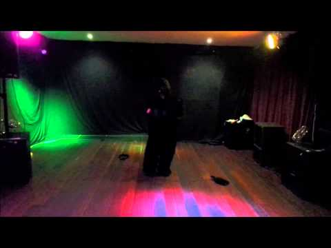 Betty Boom Boom performs Origin of Stripper
