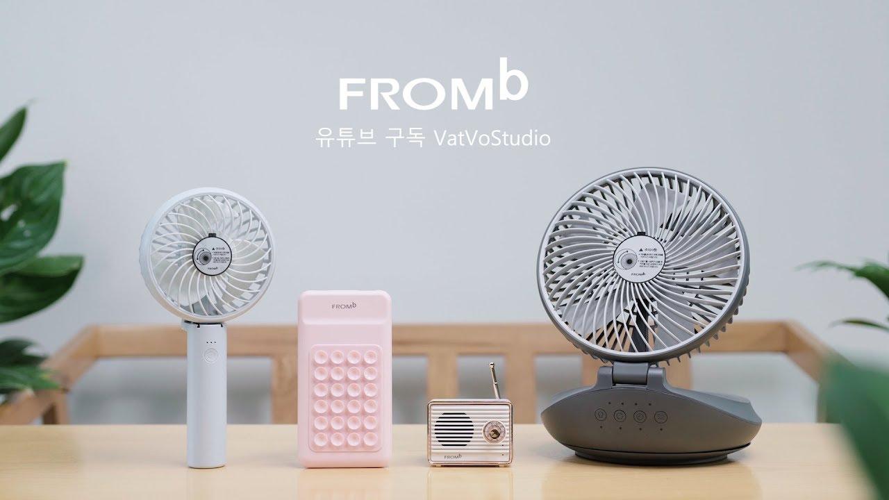 Review đồ công nghệ FROMb: ĐỘC VÀ XỊN