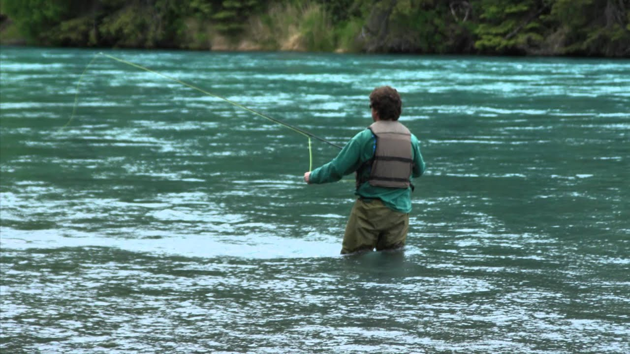 Salmon fishing in russian river alaska youtube for Russian river fishing
